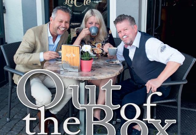 1-Out of the Box | Bert & Benthe van der Velden | café La Clé